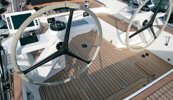 Nautor Swan 66 FD Steering