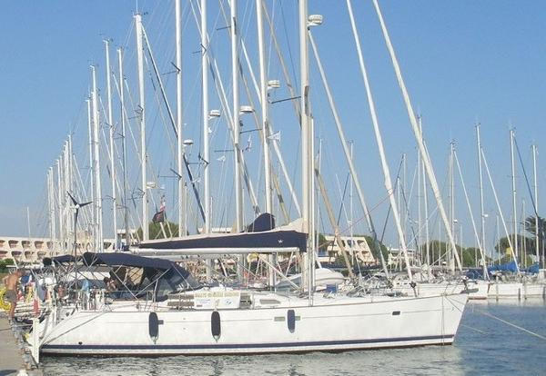Beneteau Oceanis 473 Clipper Performance