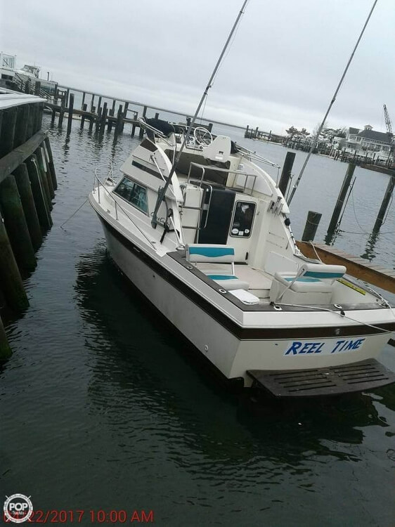 Chris-Craft 26 Commander 1984 Commander 26 for sale in Brigantine, NJ