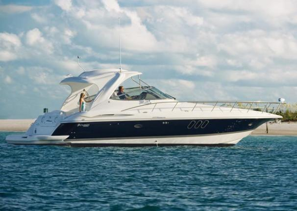 Cruisers Yachts 460 Express Manufacturer Provided Image