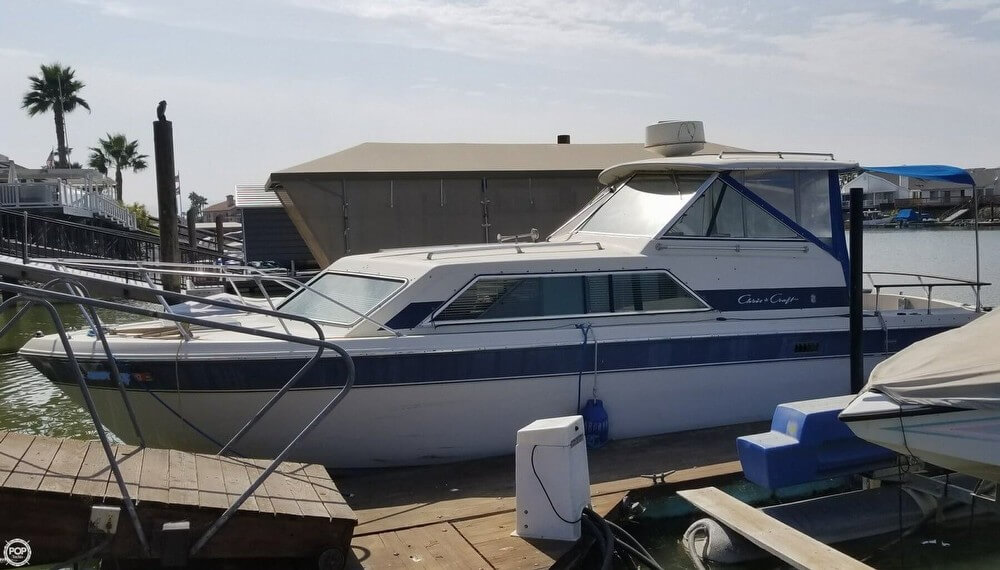 Chris-Craft Catalina 281 1984 Chris-Craft Catalina 281 for sale in Discovery Bay, CA