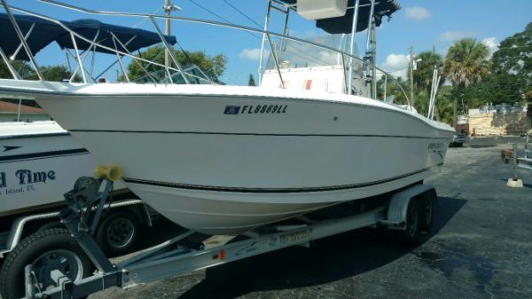 Sport-Craft 232 Sportfish