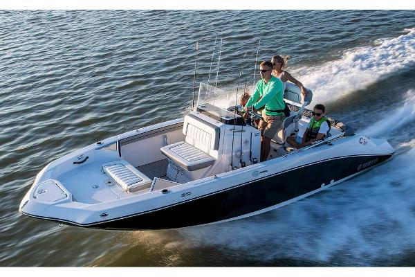 Yamaha Boats 195 FSH Deluxe Manufacturer Provided Image