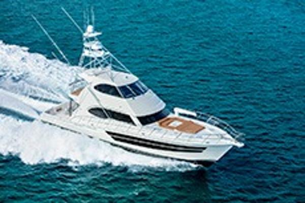 Riviera 77 ENCLOSED FLYBRIDGE Manufacturer Provided Image: Manufacturer Provided Image