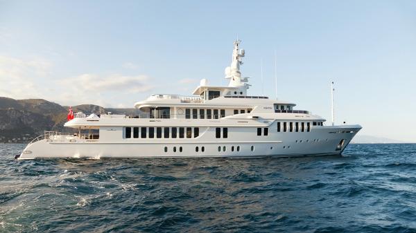 Proteksan Turquoise Motor Yacht Profile