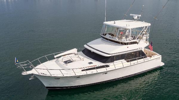 Mikelson 43 Sportfisher profile