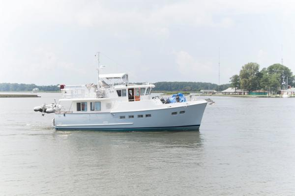 Selene 43 Pilothouse Trawler