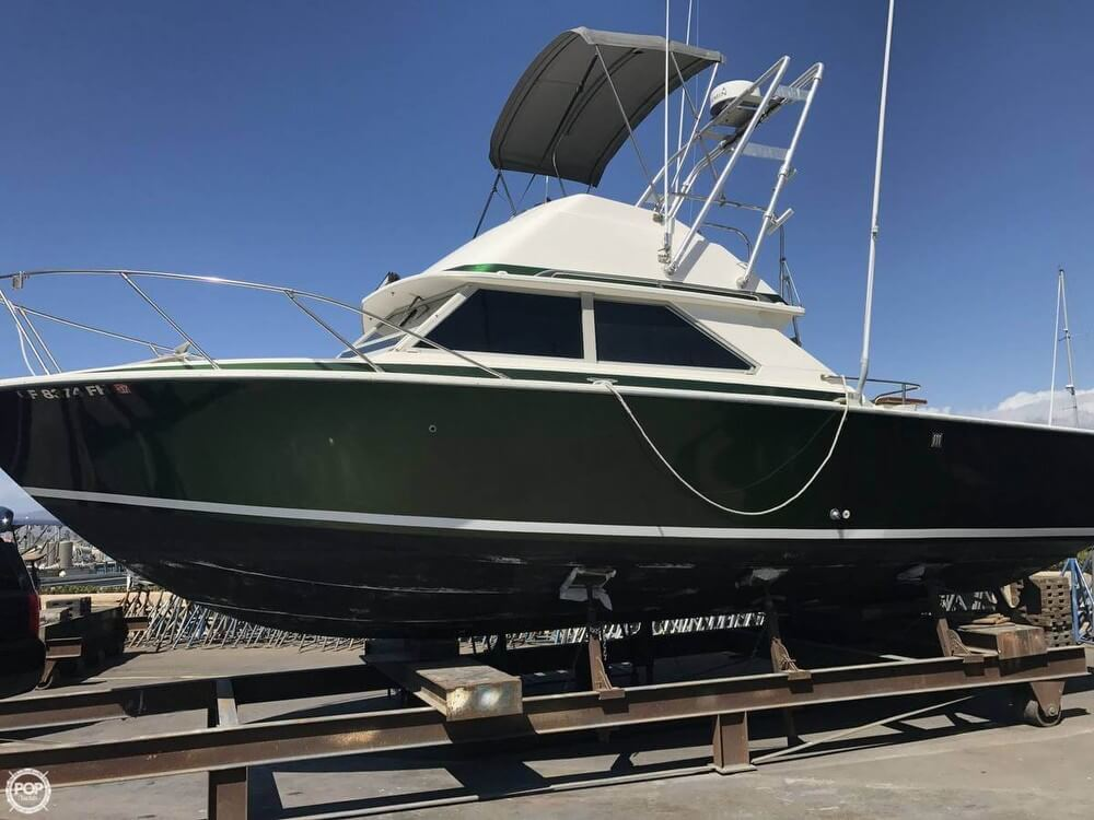 Bertram 28 Sport Fisherman 1976 Bertram 28 Sport Fisherman for sale in Ventura, CA