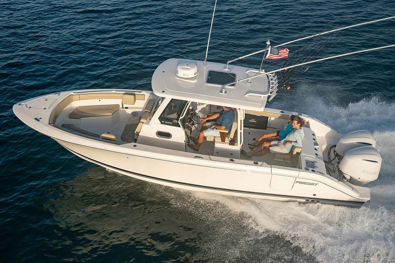 Pursuit Boat image
