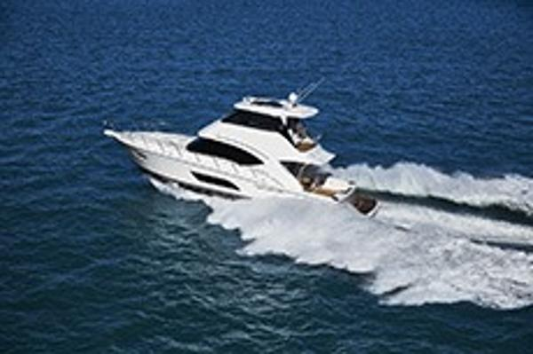 Riviera 57 Enclosed Flybridge Manufacturer Provided Image