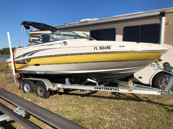 Sea Ray Sundeck Bowrider Sea Ray 200 Sundeck