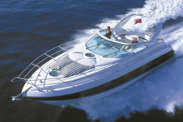 Fairline Targa 43  Manufacturer Provided Image: Targa 43
