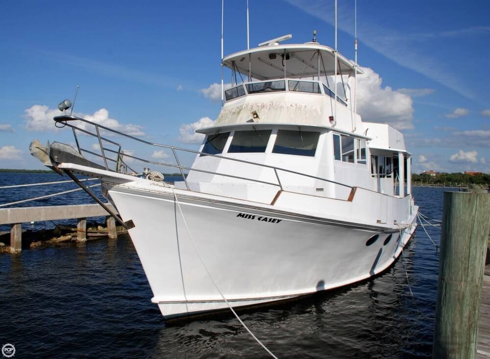 Morgan 70 Pilothouse Trawler 1982 Morgan 70 Pilothouse Trawler for sale in Bradenton, FL