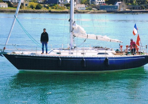 OLYMPIC YACHTS CARTER 39