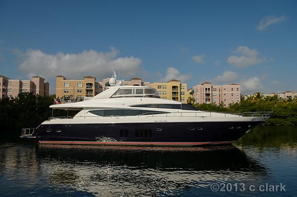 Princess 95 Motor Yacht BLUEPRINT