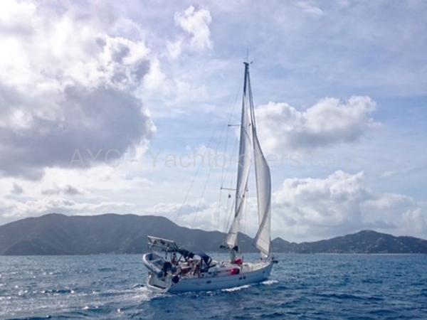 Beneteau 423 AYC - OCEANIS 423