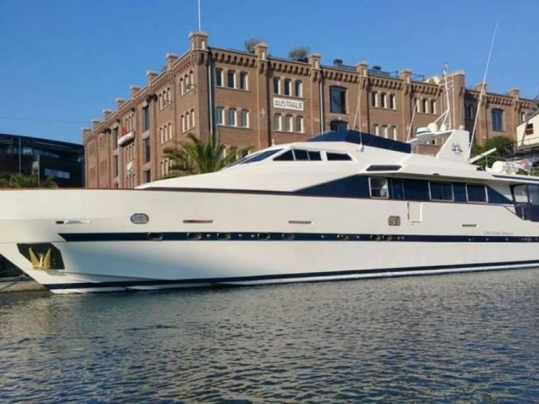 Azimut-Benetti 30 meter Superjacht