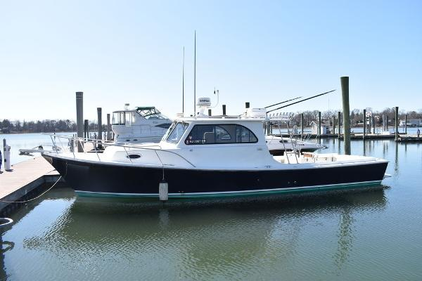 Judge 36 Chesapeake