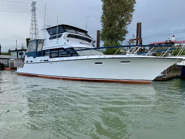 Mikelson 56 Sportfisher