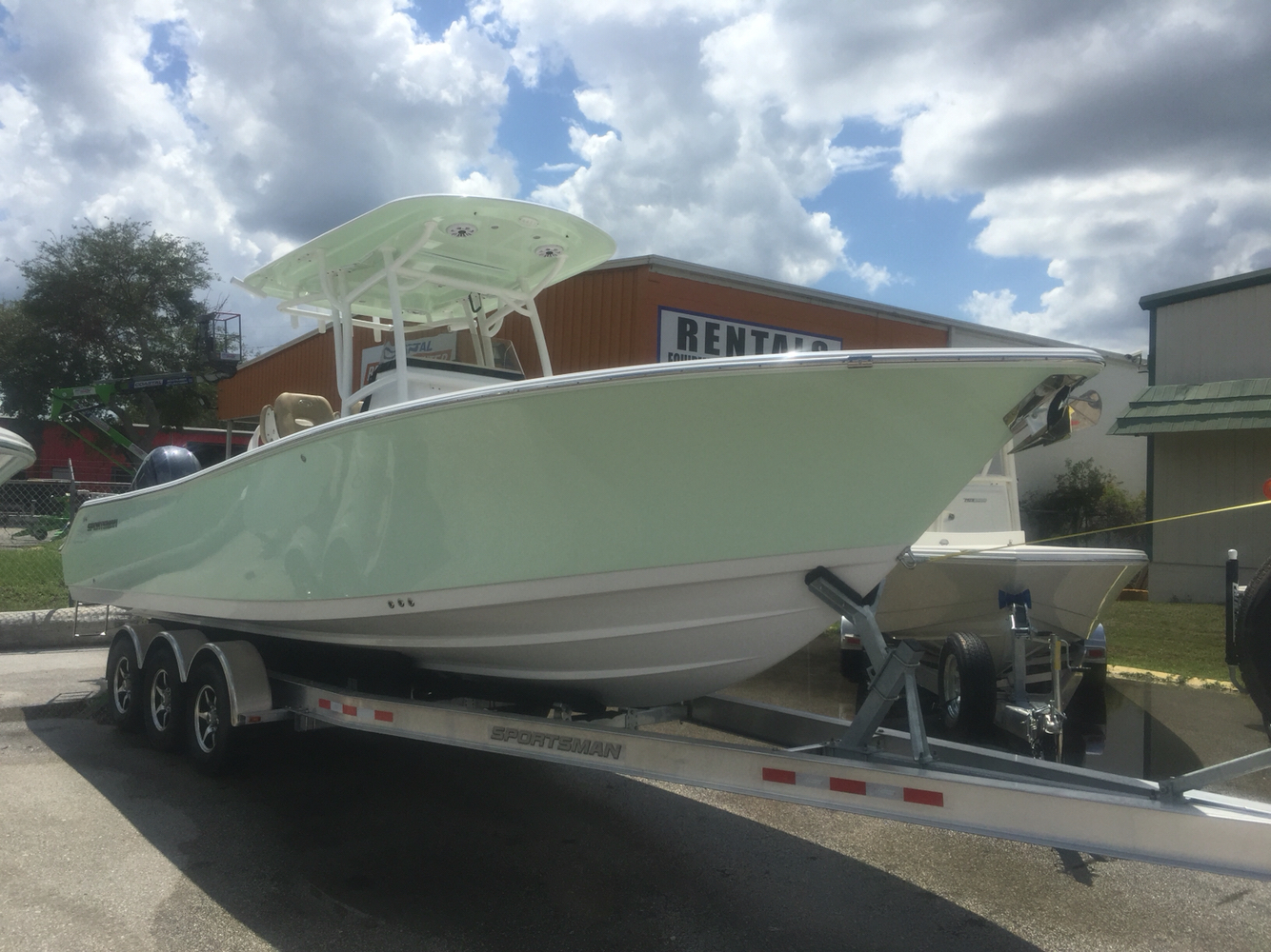 Sportsman Boats Sportsman 282 Open