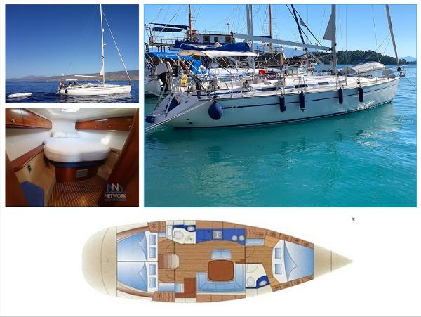Bavaria 44 Owner's Version