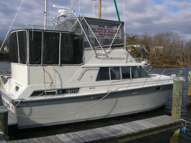 Used Silverton Boats For Sale In Maryland United States