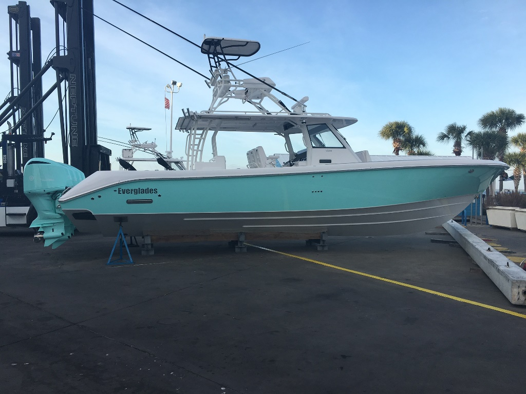 Everglades Boats For Sale Boats Com