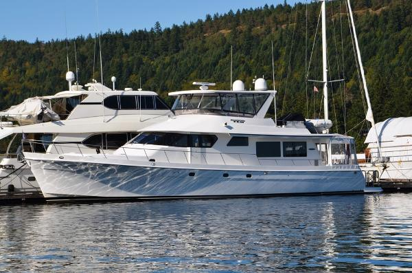 North Star Northstar Pilothouse Port Profile