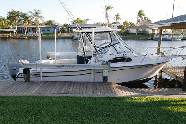Grady-White 282 Sailfish Grady White 282 Sailfish