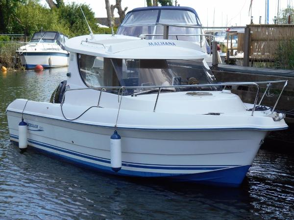 Quicksilver 650 Weekender Quicksilver 650 Weekender