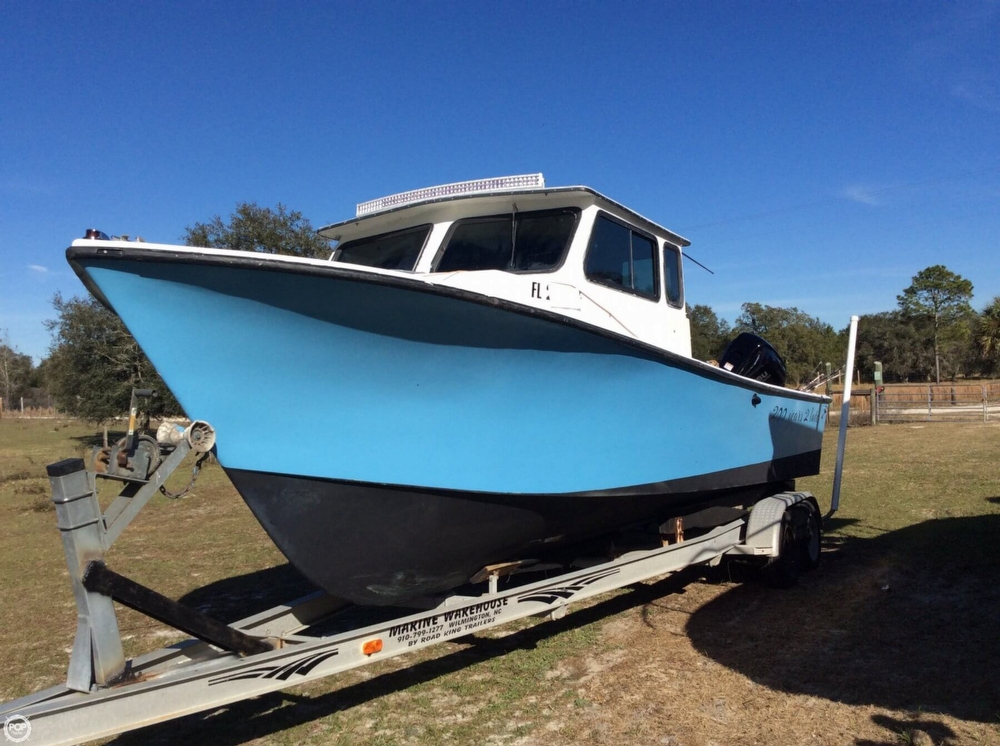 C - Hawk Boats 245 C 1989 C-Hawk 245 C for sale in Old Town, FL