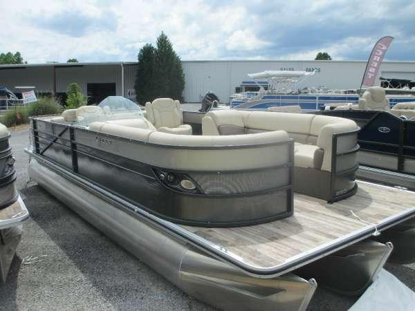 Crest Pontoon Boats Crest II 250 SLR2