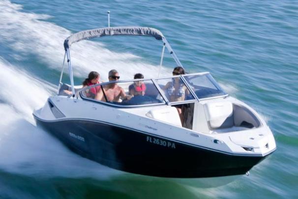 Sea-Doo Sport Boats 210 Challenger SE Manufacturer Provided Image