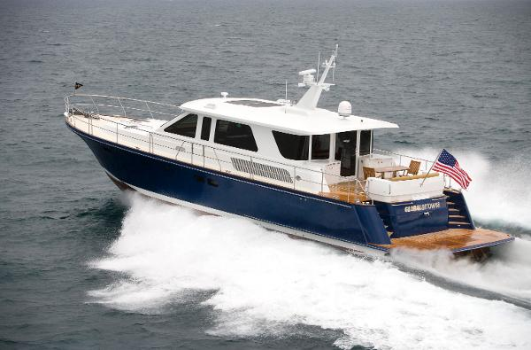 Hunt Yachts 68 Ocean Series  HUNT 68' EXPRESS MOTOR YACHT