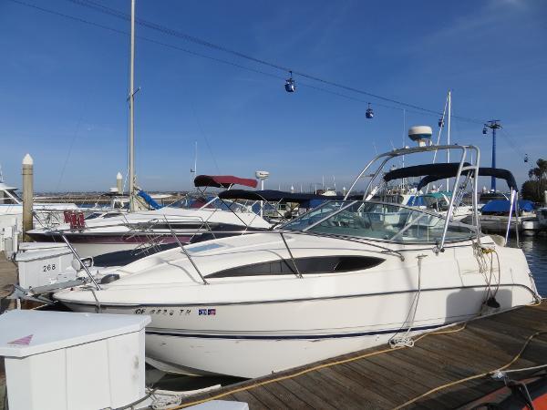 Bayliner 245 Cruiser Actual Boat
