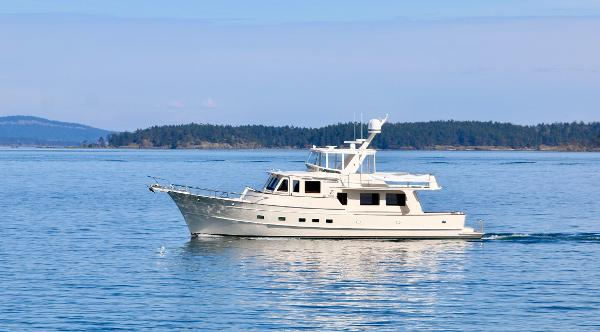 Fleming 58 Pilothouse
