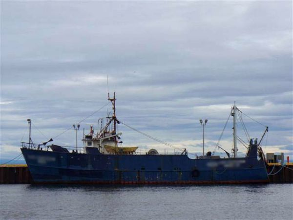 Stern Trawler Processor Freezer  - Fishing Vessel