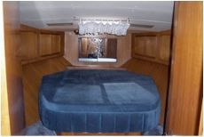 Forward VIP guest cabin