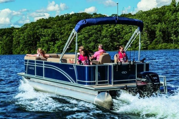 Harris Cruiser 230 Manufacturer Provided Image