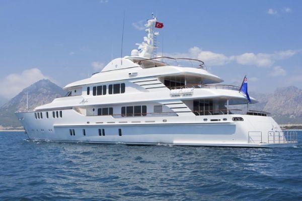 Custom CMB Yacht (JFR)