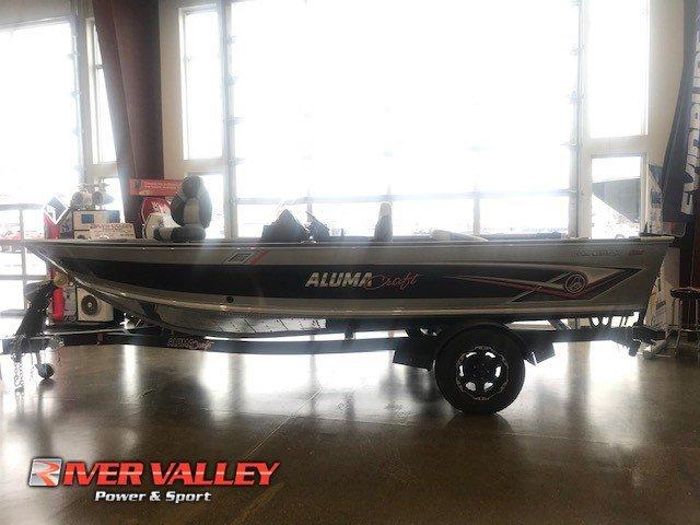 Alumacraft Competitor 185 CS