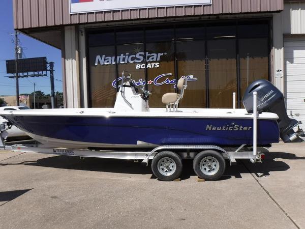 NauticStar 244 XTS