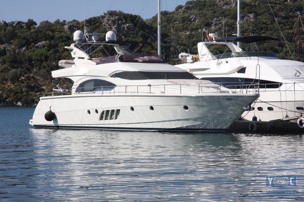 Dominator Yachts DOMINATOR 680S Dominator 680S 2007 BC Marin 0