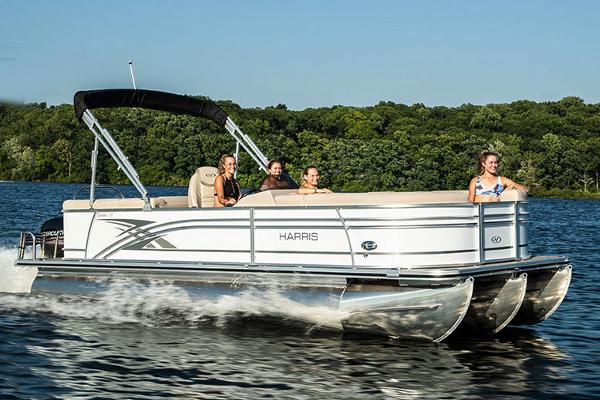 Harris Cruiser 250 Manufacturer Provided Image