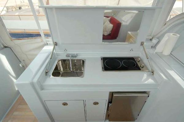 On-Deck Galley