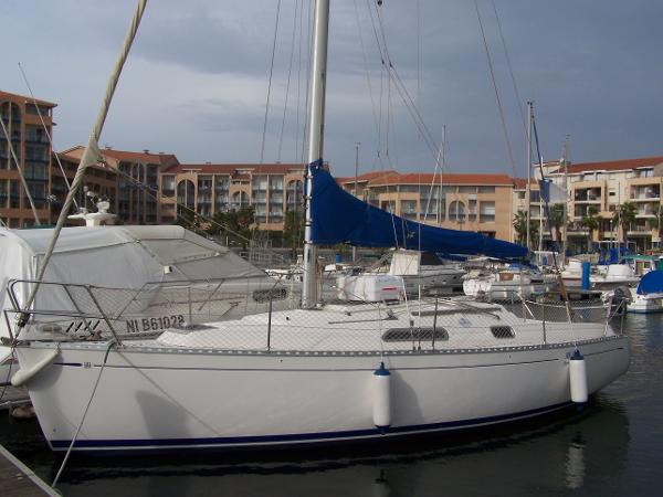 "Dufour 30 Classic Dufour 30 ""Aguyphil"""