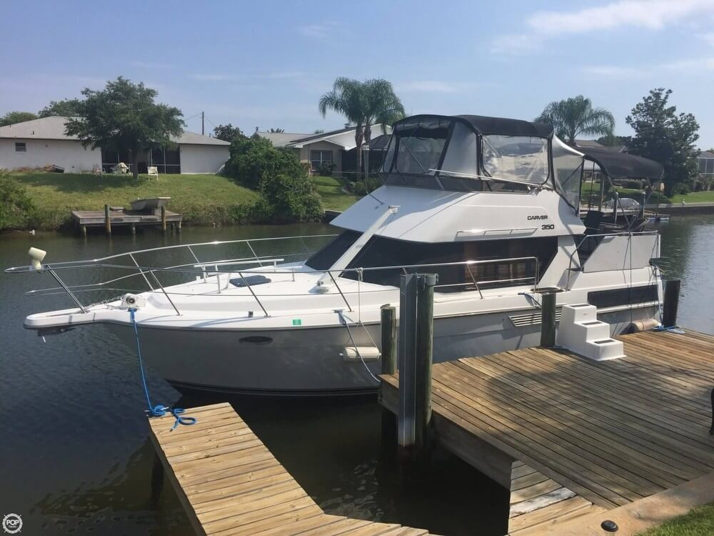 Carver 350 Aft Cabin 1993 Carver 350 Aft Cabin for sale in Palm Coast, FL