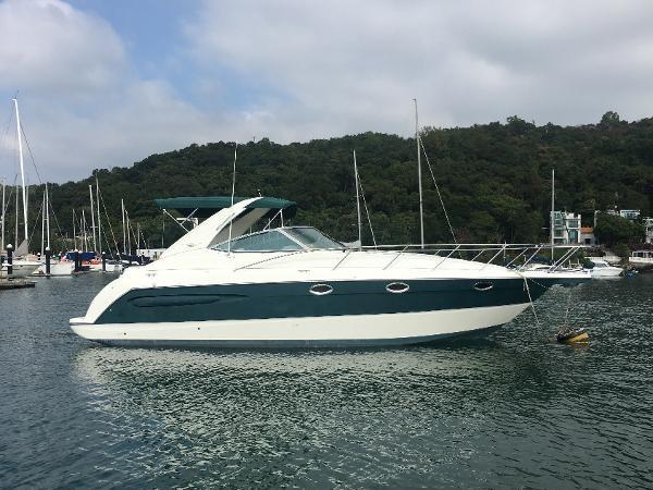 Maxum 3300 SCR Power Yacht Maxum 3300 Profile