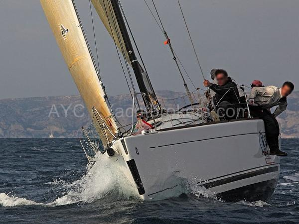 Beneteau First 34.7 AYC Yachtbrokers - FIRST 34.7