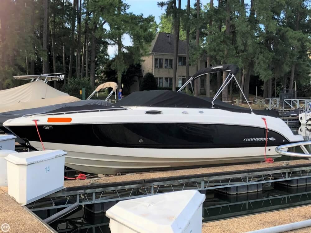 Chaparral 256 SSi 2007 Chaparral 256 SSI for sale in Cornelius, NC